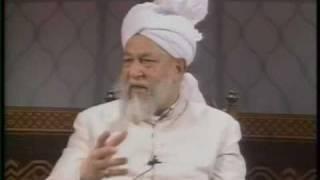 Liqa Ma'al Arab #55 Question/Answer English/Arabic by Hadrat Mirza Tahir Ahmad(rh), Islam Ahmadiyya