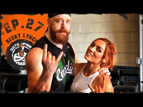 Ep.27 Becky Lynch 8 Minute Workout...