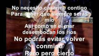 Watch Gloria Trevi Sobrenatural video