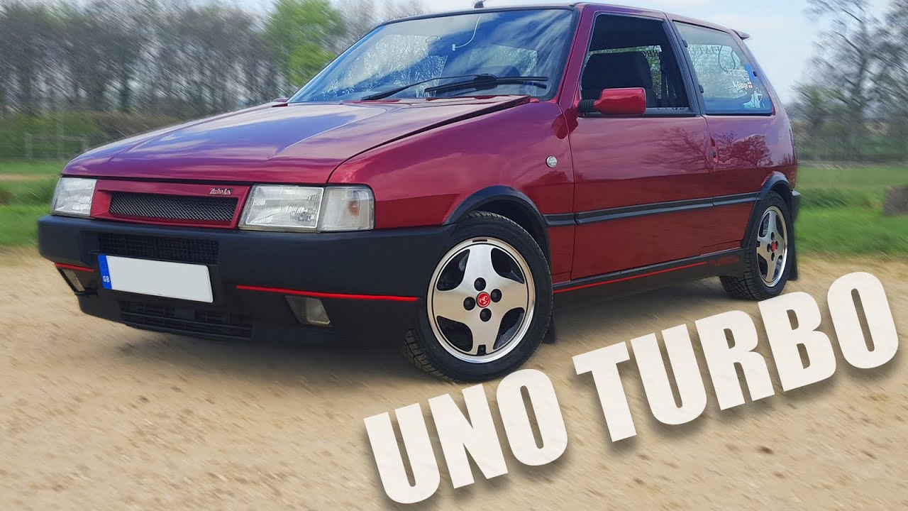 fiat uno turbo review old skool cool youtube. Black Bedroom Furniture Sets. Home Design Ideas