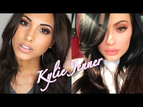 SELFIE MAKEUP INSPIRED BY KYLIE JENNER | ANGIE BEAUTY