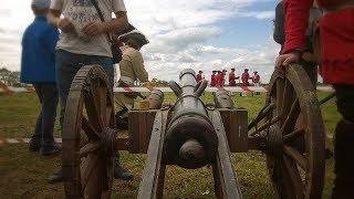Поездка на реконструкцию Семилетней войны