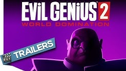 Evil Genius 2: World Domination | Trailer | Footages | PC 2020