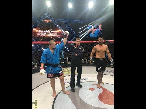 Marat Aliaskhabov MMA China/ Марат Алиасхабов ММА Китай
