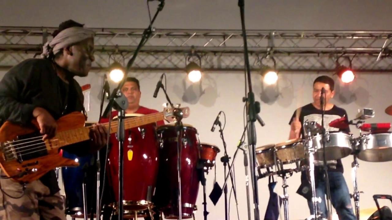 Richard Bona & Mandekan Cubano - Follonica - 2/08/17