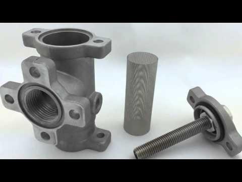 Magnetabscheider für Diesel Pumpen  von Stahlhandel Will GmbH