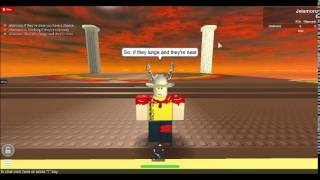 ROBLOX Sword-Fight Tutorial: 3 tips of timing/ Improve your timing.