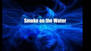 Deep Purple: Smoke on the Water Lyrics HD