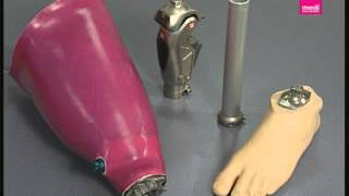 Инновационные протезы ног(C 2010 года на российском рынке представлена протезная продукция medi Prosthetics (Германия), разработка и производст..., 2013-11-17T20:03:40.000Z)