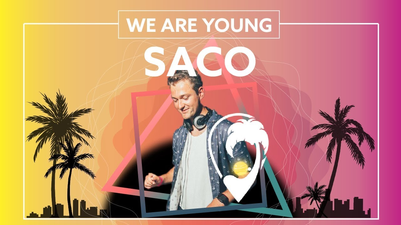 Saco - We Are Young [Lyric Video]