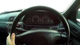 Nissan Cefiro. Дергает руль после замены правой внешней гранаты 1