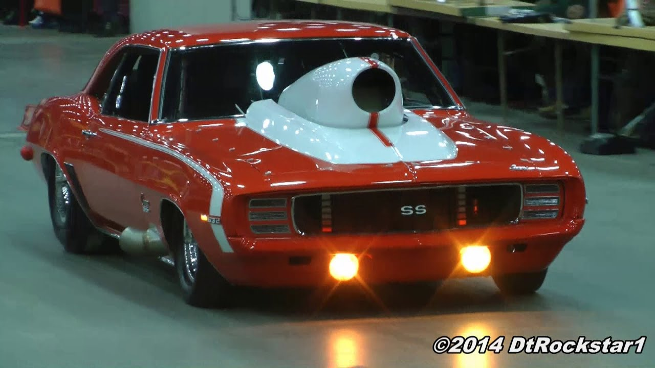 Incredible Parade Of Muscle Cars Part Youtube