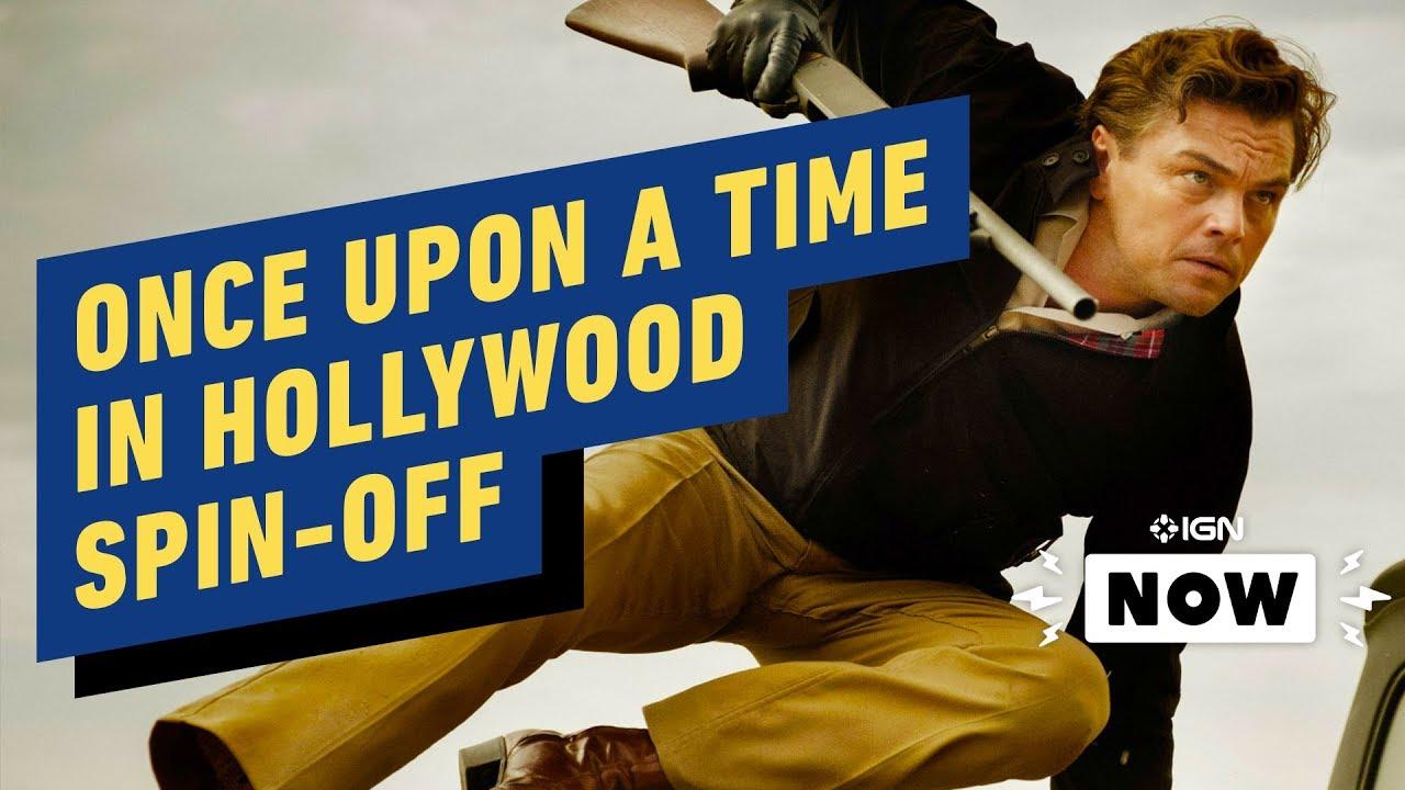 Quentin Tarantino irá escrever e dirigir uma vez na lei de recompensas por spin-off de Hollywood + vídeo