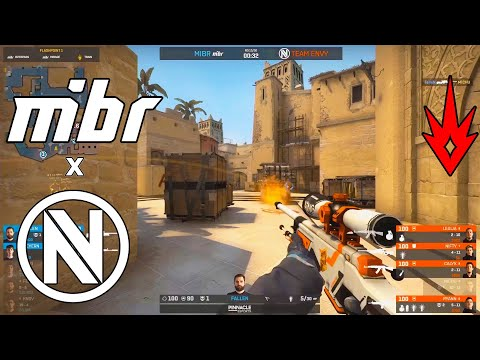 MIBR vs ENVY - HIGHLIGHTS | Flashpoint | BEST MOMENTS from YouTube · Duration:  16 minutes 6 seconds