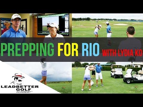 Prepping for Rio: 2016 Olympics Q&A with Lydia Ko & Coach Sean Hogan