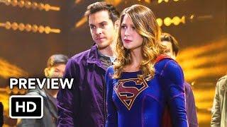 """Supergirl 2x09 Inside """"Supergirl Lives"""" (HD) Season 2 Episode 9 Inside"""