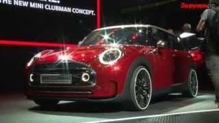 MINI Clubman Concept 2014 Videos