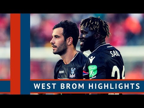 Crystal Palace 2-0 West Bromwich Albion | Premier League Asia Trophy 2017 | Hong Kong