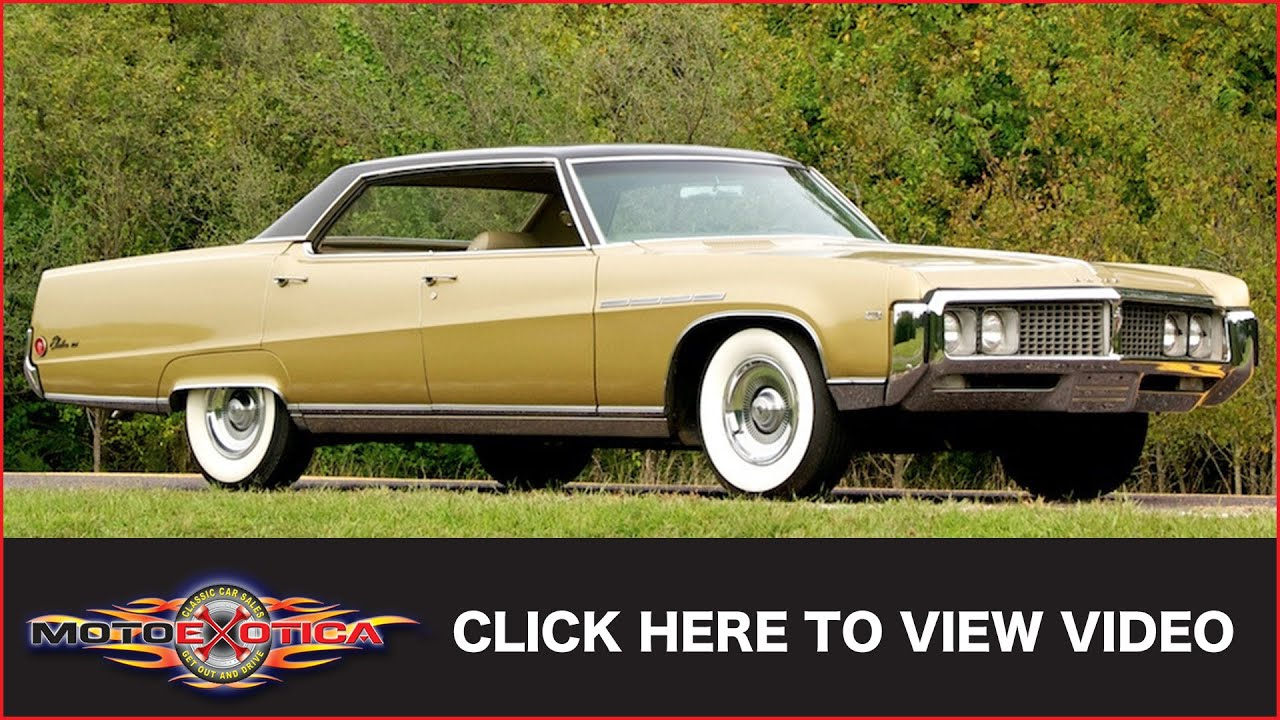 1969 Buick Electra 225 Sold Youtube