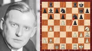 Bogo Indian Defence Alexander Alekhine Vs Conel Hugh O Donel Alexander Bogo Indian E11 Youtube