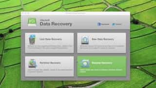 iSkysoft Data Recovery - How to Recover Files from External Hard Drive for iMac