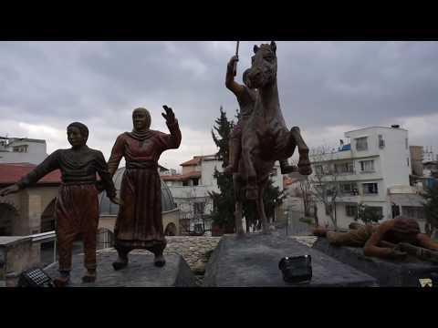 Adım Adım Gaziantep - Antep Kalesi - Bölüm 1 | Kala-i Füsus (Yüzük Kalesi)