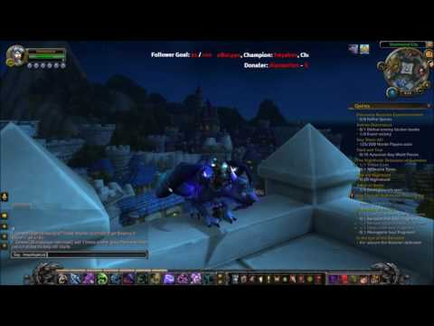 How To Get The Cobalt Netherwing Drake Mount (World Of Warcraft)