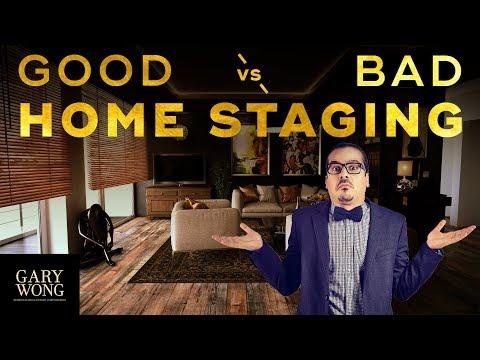 Good Home Staging vs Bad Home Staging | Home Staging Tips Ep. 14