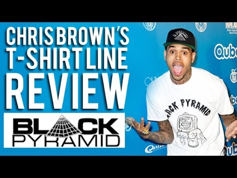 Chris Browns BlackPyramid line Case Study