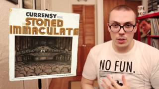 Curren$y- The Stoned Immaculate ALBUM REVIEW