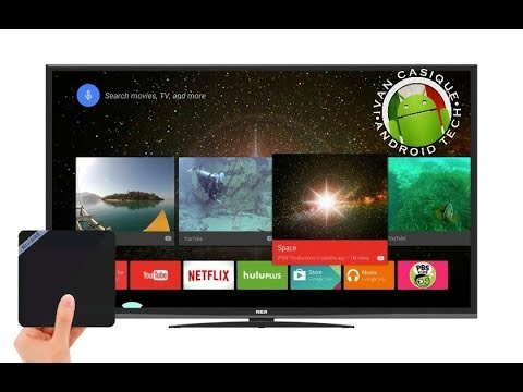 Install Linux on Android TV Box | amlogic s905x