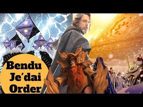 BEFORE the FIRST JEDI -  Bendu, Je'dai Order, Rise of Jedi & Sith - Star Wars Legends Lore Explained