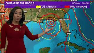 Sup-Tropical Storm Alberto Update on May 26, 2018