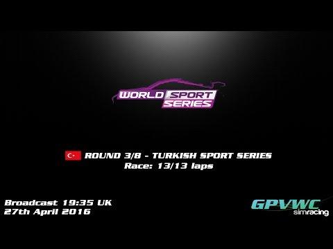 GPVWC 2016 - World Sports Series - Round 3: Turkey