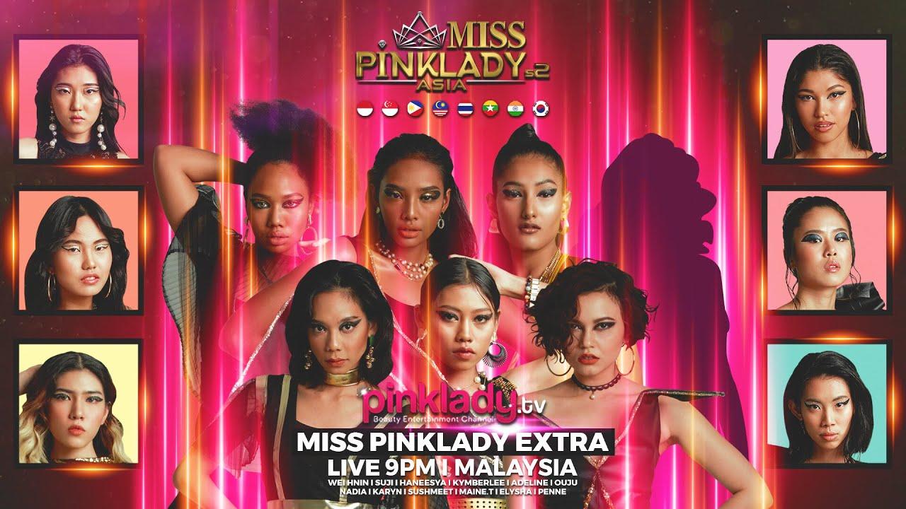 #MPLAS2 Miss Pinklady Asia Season 2 - Eps 13