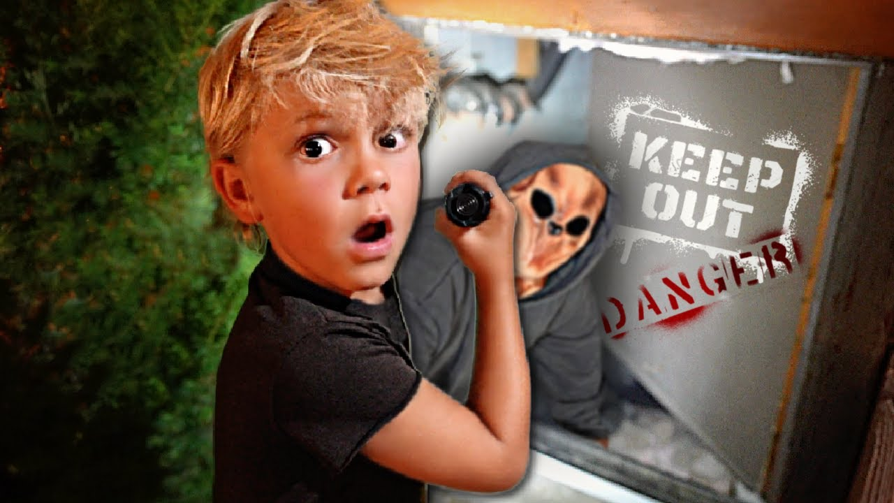 Knock Knock is BACK!! *So Scary*