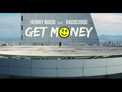 Hunny Madu - Get Money (feat. Radio3000) [Official Music Video]