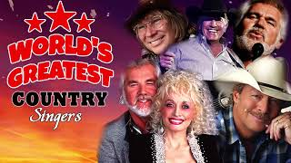 Old Country Songs By World's Greatest Country Singer - Top 100 Greatest Hits Country Songs Of 90s