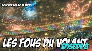 Mario Kart 8: Les fous du volant / Lady Luigia | Episode 8 Thumbnail