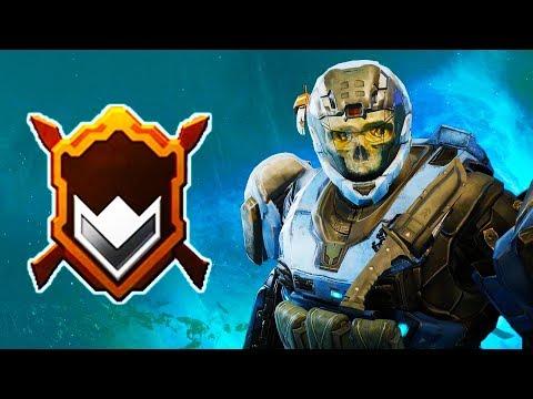 Halo Reach Prestige Ranks EXPLAINED + Fastest Way To Rank Up?