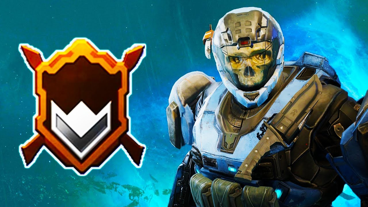 Halo Reach Prestige Ranks Explained Fastest Way To Rank Up