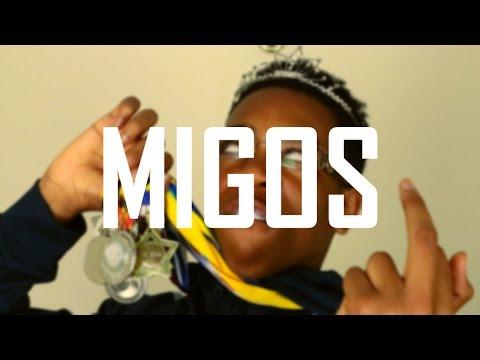 AFRICAN BOY RAPS LIKE MIGOS