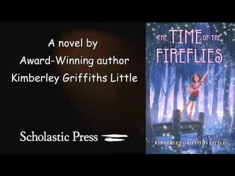THE TIME OF THE FIREFLIES by Kimberley Griffiths Little, Official Book Trailer