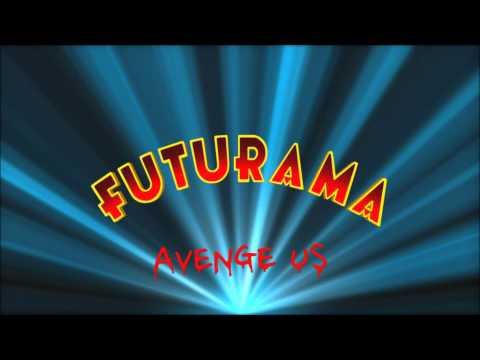 Futurama Original Series Theme (by Christopher Tyng) full soundtrack ||BEST QUALITY||