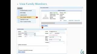 Groupz User Management - How to manage contacts /leads?