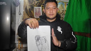Sosok Viral Penumpang Becak di Ngawi Yang Tiba Tiba Menghilang