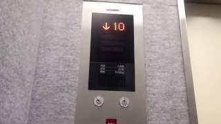 【非常用】三菱エレベーター 横浜天理ビル
