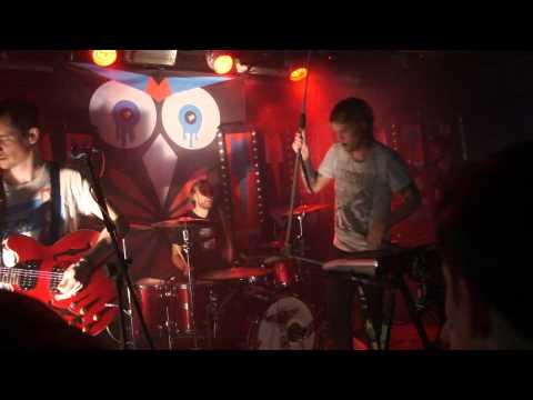 Disco Ensemble - Drop Dead Casanova @ Metro Music Bar 20.11.2012