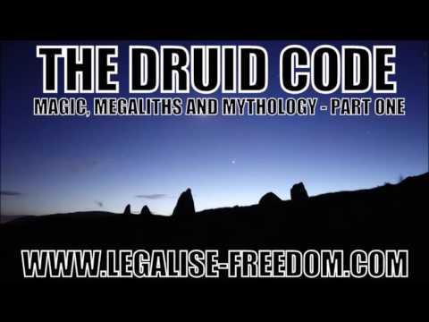 Thomas Sheridan - The Druid Code: Magic, Megaliths and Mythology Part One