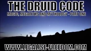 Thomas Sheridan - The Druid Code: Magic, Megaliths and Mythology Part One